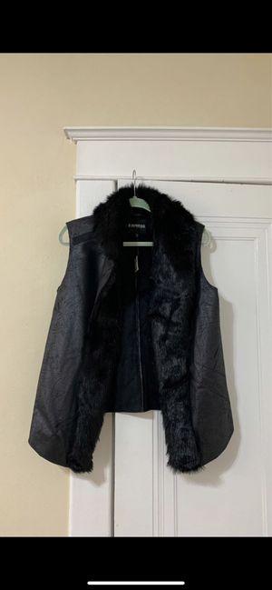 Express Faux Fur Vest for Sale in Norfolk, VA