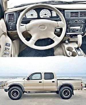 ❗❗Price$14OO 2OO4 Toyota Tacoma❗❗ for Sale in Houston, TX