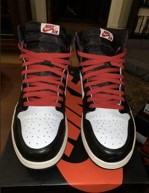 Air Jordan Retro 1 HIGH OG Black Gym Red for Sale in Coral Springs, FL