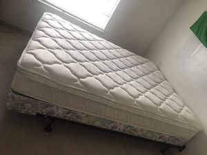Queen size mattress three pieces $195 for Sale in Nashville, TN