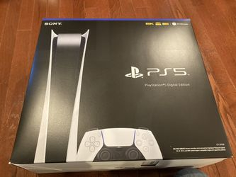 PlayStation 5 Ps5 Digital New Sealed for Sale in Columbia,  MD