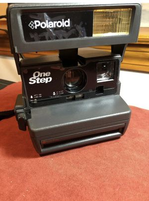 Polaroid one step instant camera for Sale in Cheshire, CT