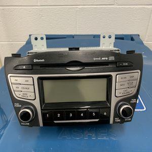 HYUNDAI TUCSON RADIO,STEREO MP3 player XM satellite BLUETOOTH AUX. 2010,2011,2012 and 2013. for Sale in Washington, DC