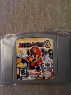 Mario Party 3 for Sale in Alpharetta,  GA