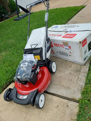 TORO SELF PROPELLED BRAND NEW OPEN 📦 NEVER USED READY TO WORK LISTA PARA TRABAJAR 📢✅ AL 💯 for Sale in Houston, TX