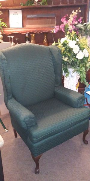 Nice Wingback Chair for Sale in Lancaster, TX