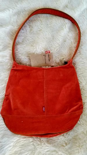 BRAND NEW W/TAGS Levi's Corduroy Satchel Purse Bag Handbag Tote for Sale in Monterey Park, CA