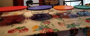 Pyrex glass bowl set for Sale in Manor, TX