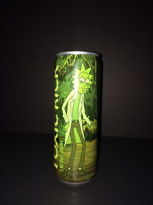 Toxic Rick Energy Drink for Sale in Dallas, TX