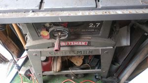 Craftsman table saw. for Sale in Glen Burnie, MD