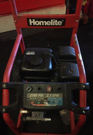 Pressure washer 2700 psi 2.3 GPM for Sale in Las Vegas, NV