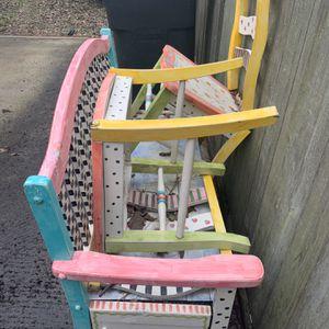 Free Broken Outside Furniture for Sale in Houston, TX
