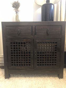 Pottery Barn Cabinet for Sale in San Francisco,  CA
