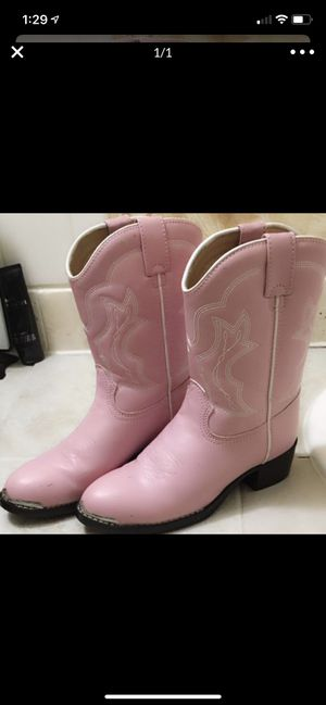 Girl Durango boots for Sale in Fort Worth, TX