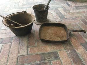 Antique cast-iron for Sale in Springerville, AZ