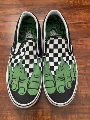 Vans Hulk Checkered Slip-on for Sale in Jurupa Valley, CA