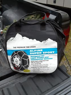 Heavy Duty Tire Chains for Sale in Tacoma,  WA