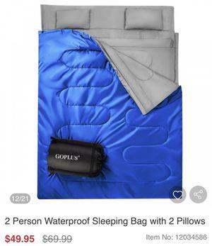 Waterproof sleeping bag for Sale in Hesperia, CA