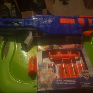 Nerf Trilogy W/Shells for Sale in Grain Valley, MO