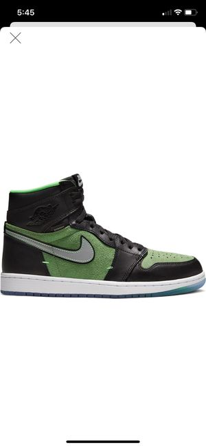 Jordan 1 Retro High Zoom Black Green Preorder for Sale in Lake Forest, CA