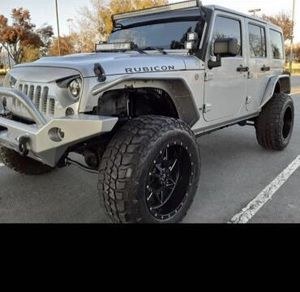 2011 Jeep Rubicon for Sale in ONTARIO, CA
