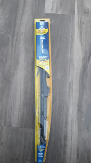 """Michelin 8520 Stealth Ultra Windshield Wiper Blade with Smart Technology, 20"""" (Pack of 1) for Sale in Midvale, UT"""