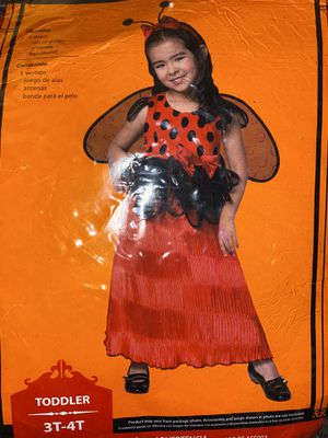 Lady bug costume size 3t-4 for Sale in Cicero, IL