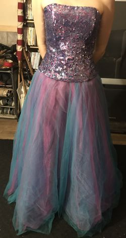 Sequined Ball Dress for Sale in Branford,  CT
