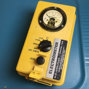 Victoreen Model 125 Electrometer Geiger Counter for Sale in Levittown, PA