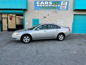 2007 Chevrolet Impala for Sale in Rockville, MD