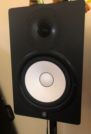 Yamaha hs8 perfect hardly used for Sale in Atascadero, CA