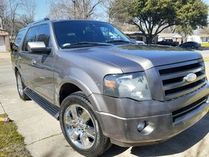 Ford expedition limited 2010 for Sale in Mesquite, TX