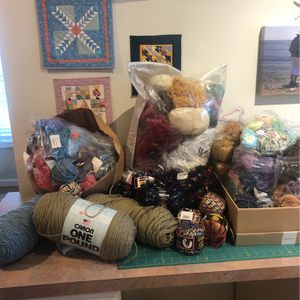 Yarn Assortment for Sale in Old Saybrook, CT