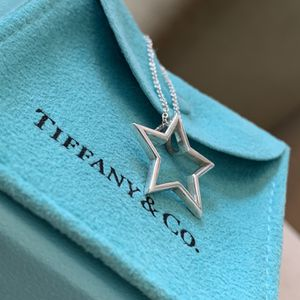 Tiffany & Co Sterling Silver Star Necklace for Sale in Long Beach, CA