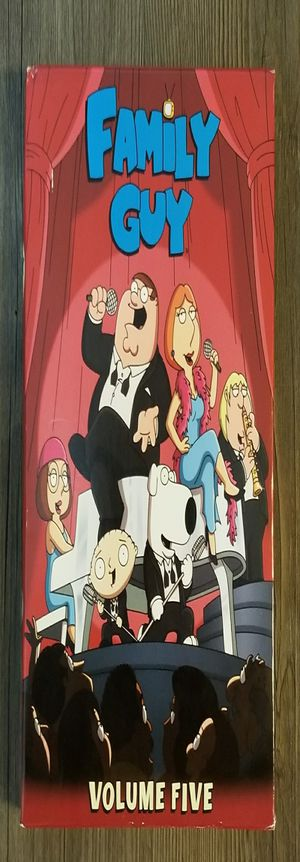 Family Guy - Volume 5 (DVD, 2007, 3-Disc Set), Used for Sale in Denver, CO