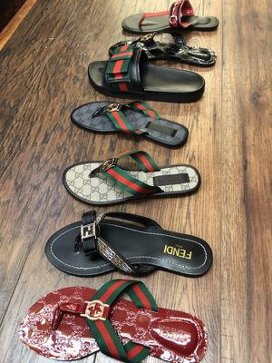 352206c66 Gucci Sandals  100 for Sale in Frisco