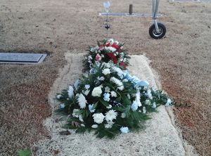 Burial plot! At Forrest hill cemetery Lexington NC for Sale in Lexington, NC