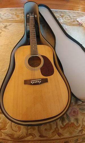 Burswood Model JW-41F (Martin/Gibson-Style) circa 2010 Spruce Top Dreadnaught-Type Acoustic Guita. for Sale in Alexandria, VA