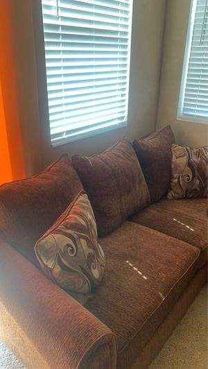 Two cushion sofa for Sale in Indio, CA