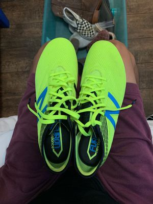 New balance soccer shoes size 7.5 for Sale in Los Angeles, CA