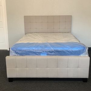 (JUST $54 DOWN) Brand New Queen Bed (Financing and Delivery available) for Sale in Euless, TX