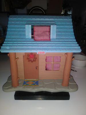 Log cabin Dollhouse for Sale in Santa Clara, CA