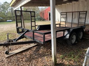 12x7 trailer for Sale in Channelview, TX