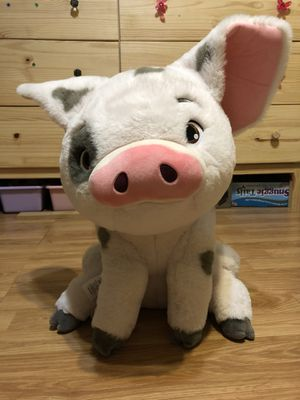 New from Disney store - Moana Large Pua Plushie for Sale in Plantation, FL