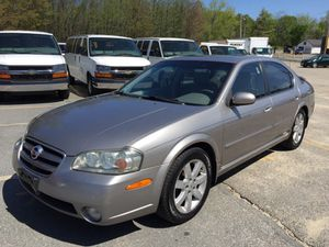 03 NISSAN MAXIMA GLE for Sale in Waltham, MA