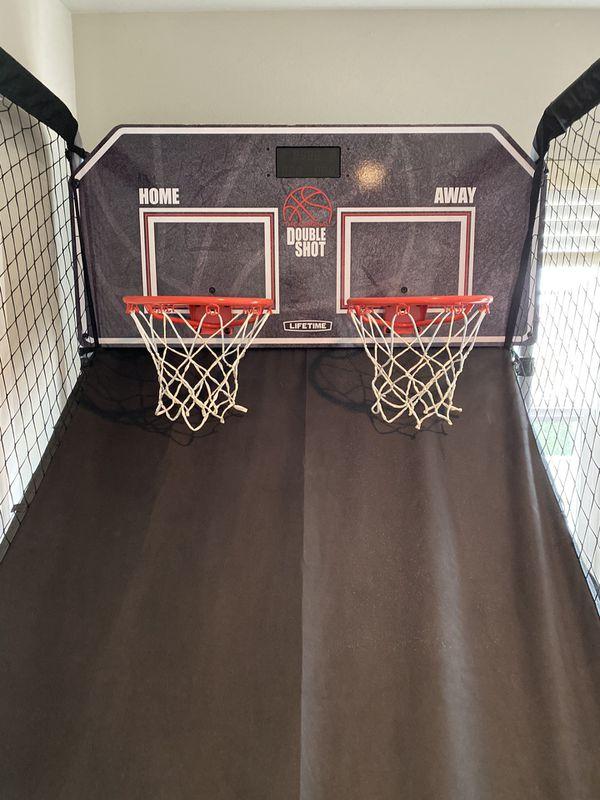 Pop-a-Shot basketball hoop