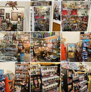 Pops, action figures, wwe, Disney pins, lots, collection, Bobbleheads, sports cards, toys, hot wheel for Sale in Phoenix, AZ