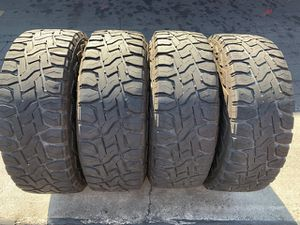 (4) 285/70R17 Toyo Open Country R/T - $425 for Sale in Santa Ana, CA