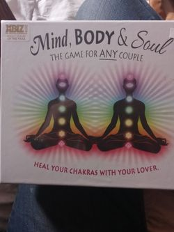 Mind, Body & Soul Couples Game for Sale in Damascus,  OR