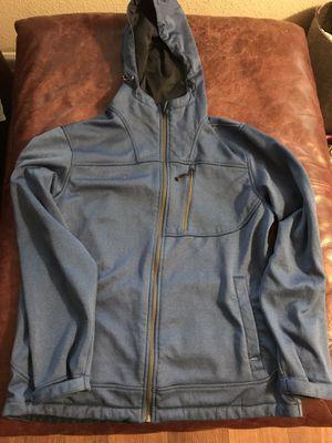 FreeCountry Men's Soft Hoodie/Jacket sz medium-large for Sale in Austin, TX